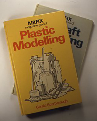 『Airfix magazine guide 1 Plastic modeling』 Gerald Scarborough, Patrick stephens Ltd., UK 1974 『Airfix magazine guide 2 Plastic modeling』 Bryan philpott, Patrick stephens Ltd.,UK 1974 イギリスのエアフィックス社がマガジンガイドとして出版していたシリーズ