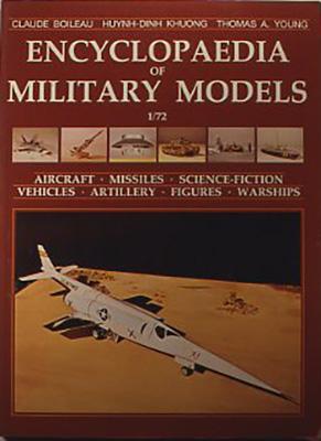 『Encyclopedia of military models』 E.Claude Boileaw, Huynh-Dinh Khuong, Thomas Young, Tab books, USA 1988 1/72の軍用モデルに内容を絞ったもの。1988年までに発売されたすべて(?)のモデルがリスト化され、多くの箱絵のカラー写真が掲載されている