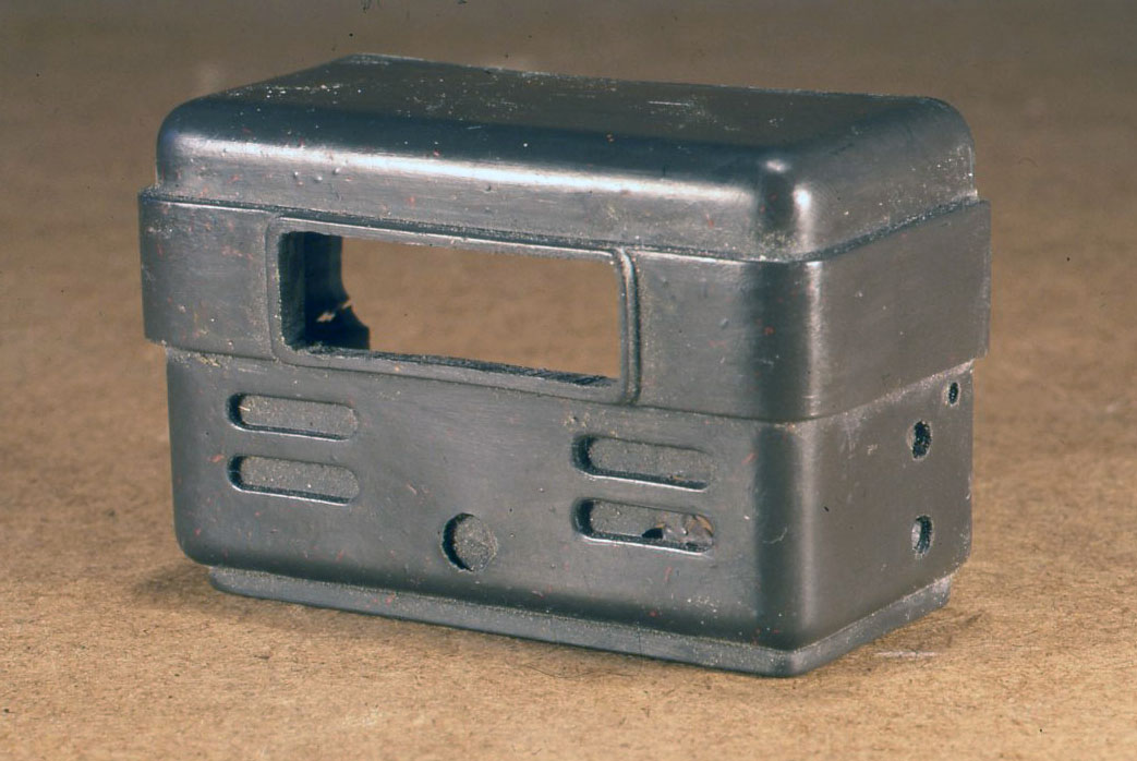 ラジオの筐体(ケース)