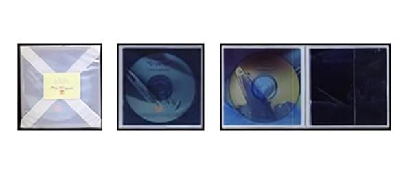 """1983年頃よりカセットテープなどに録音してきた音楽を""""suite CRYSTAL""""としてCD化した。特殊なビニールケースに透明なCDと透明フィルムに印刷されたジャケット。"""