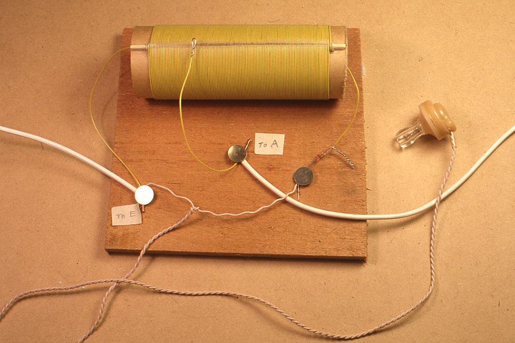 基本のゲルマラジオ(プロジェクト1)