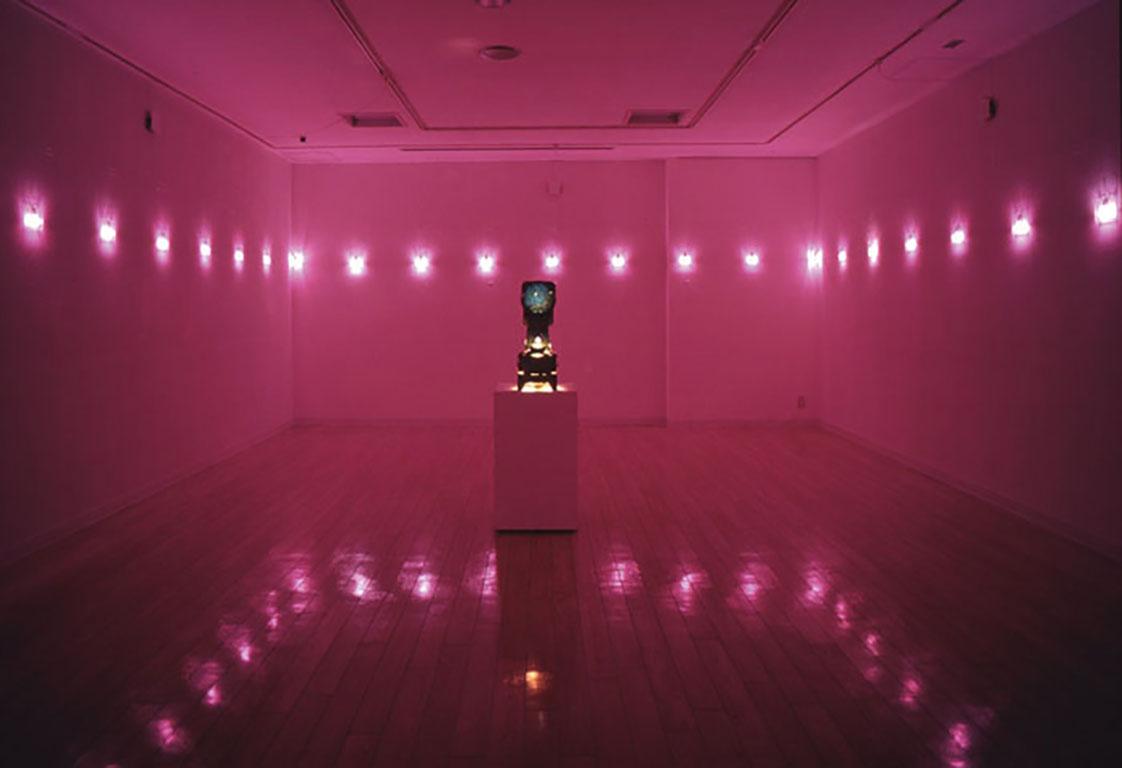 小林健二個展[EXPERIMENT1]会場画像(Gallery MYU)
